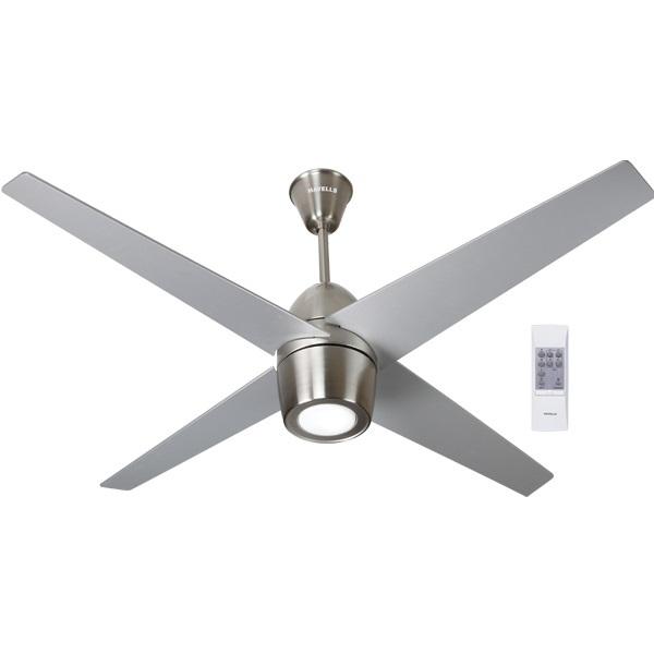Buy Havells Veneto 52 Quot Nickel Ceiling Fan Online At Low