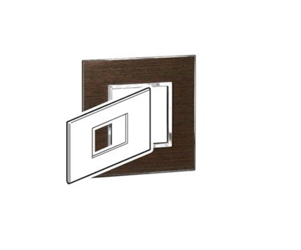 Picture of Legrand Arteor 575075 3M Shaver Socket Wenge Plate