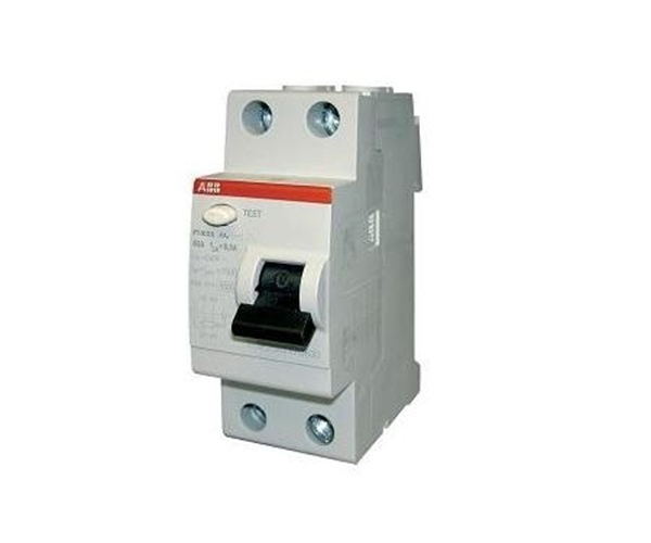 Buy Abb 25a 30ma 2 Pole Rccb At Best Price In India