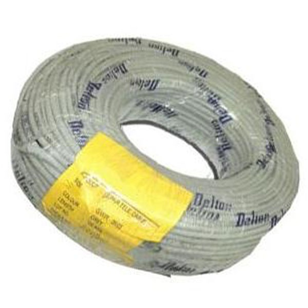 Picture of Delton 0.5 mm 1 Pair 100 Mtr PVC Unarmoured Telephone Cable