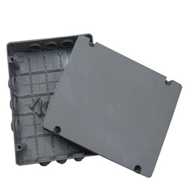 Picture of Gewiss GW44010 380x300x120 Junction Box with Glands IP-55