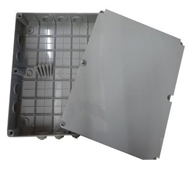Picture of Gewiss GW44011 460x380x120 Junction Box with Glands IP-55