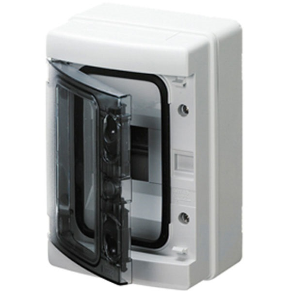 Buy Gewiss Gw40101 04 Module Waterproof Ip65 Mcb Enclosure At Best Price In India