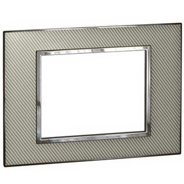 Picture of Legrand Arteor 576337 3M Woven Metal Plate