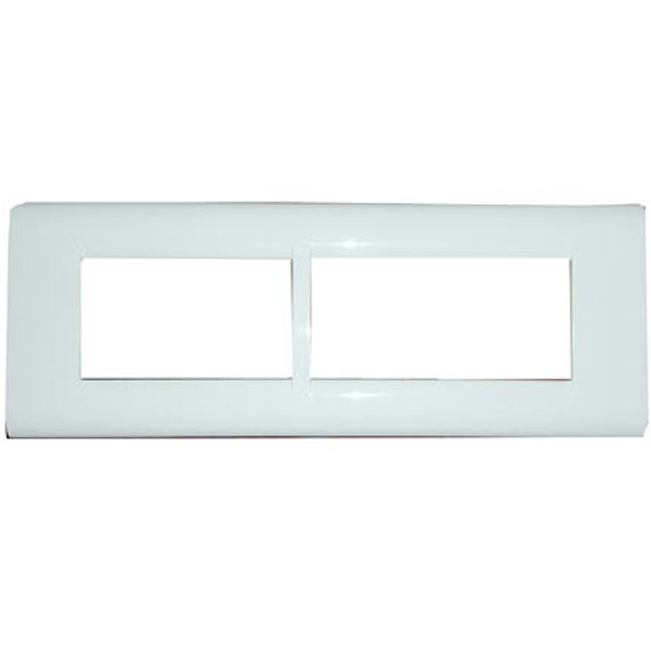 Picture of ABB 9M Sleek Cover Plate With Frame