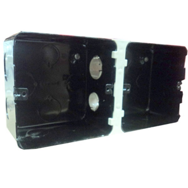 Picture of Legrand 054002 2x3 Module Metal Box