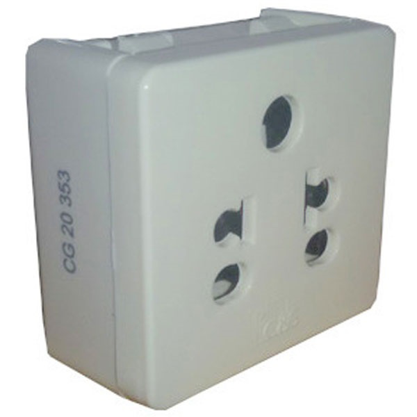 Picture of C&S 6A Waterproof Socket