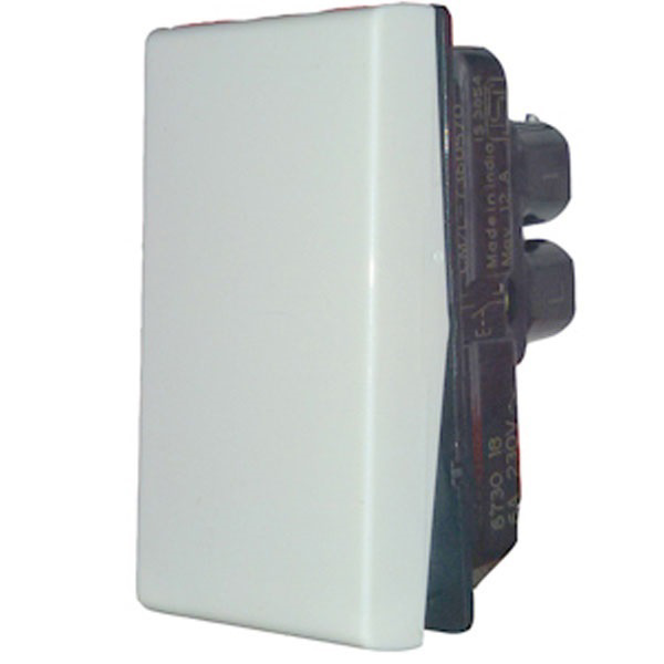 Picture of Legrand Myrius 673000 6A One Way White Switch