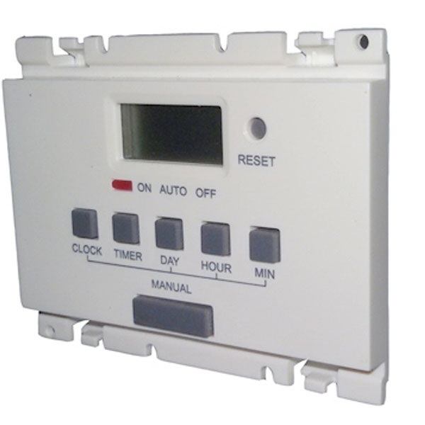 Picture of MK Blenze DW219WHI White Timer Switch