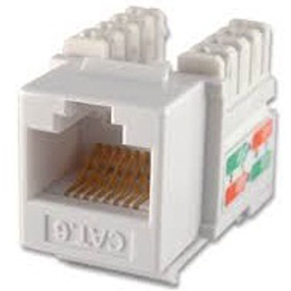 Picture of AMP CAT6 RJ45 I|O Connector