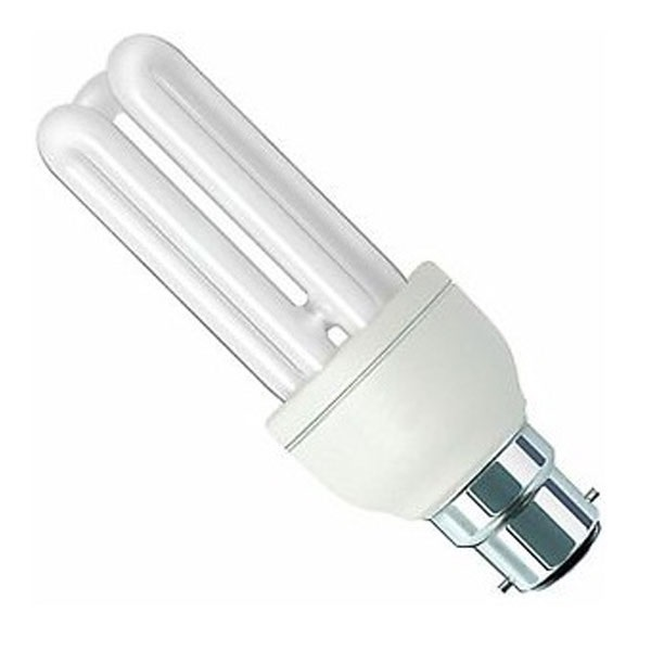 Picture of Osram 15W B-22 3U Type CFL