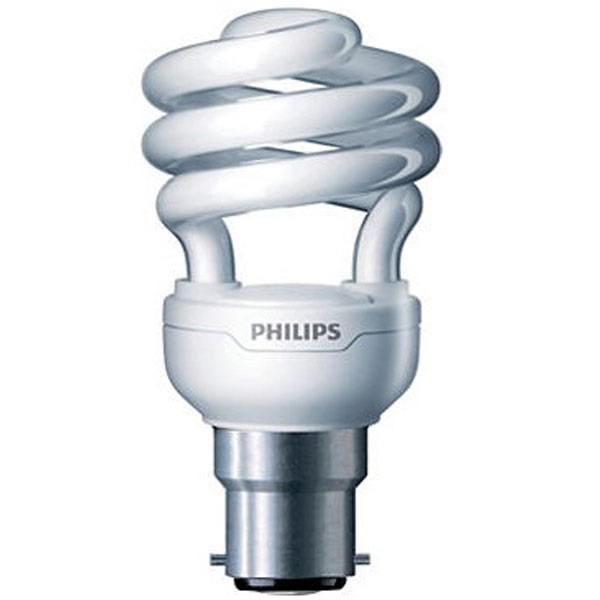 Picture of Philips Tornado 11W B-22 CFL