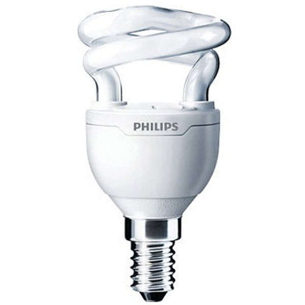 Picture of Philips Tornado 5W E-14 CFL