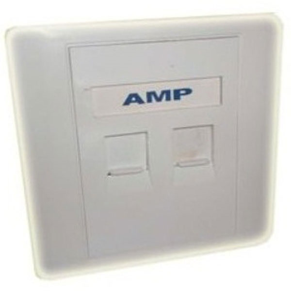 Picture of AMP Dual Face Plate