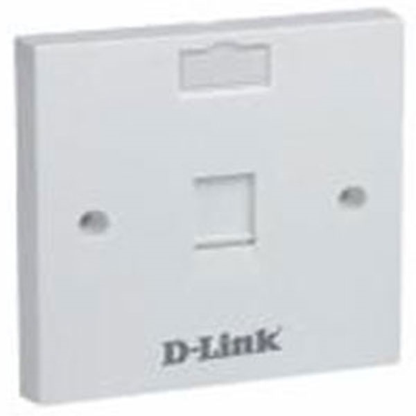 Picture of Dlink Single Face Plate