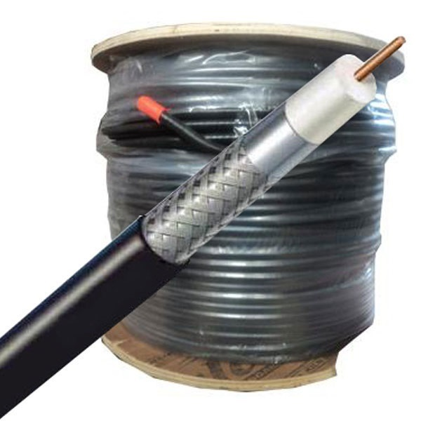 Picture of Polycab RG11 100M Coaxial Cable