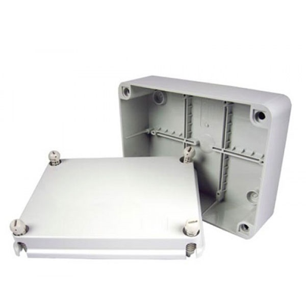 Picture of Gewiss GW44209 300x220x120 Junction Box with Smooth Walls IP-55