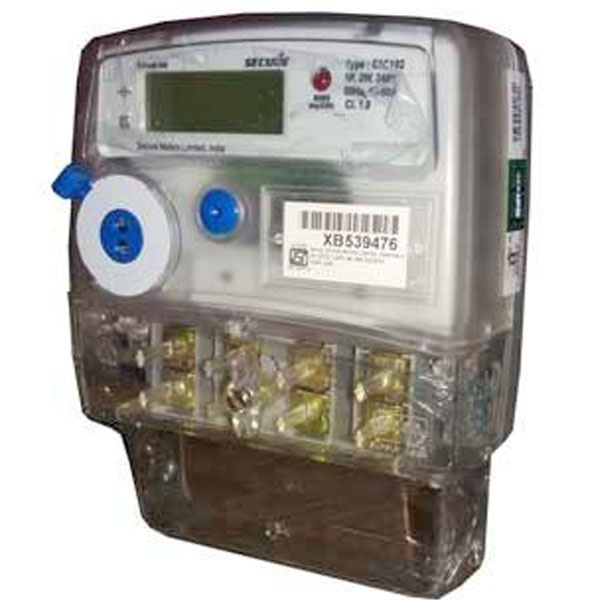 Picture of Secure I-Credit 300 5-30A 1Phase Energy Meter
