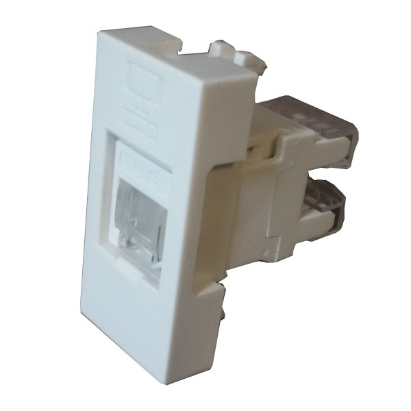 Picture of MK Citric CW493WHI RJ45 Socket