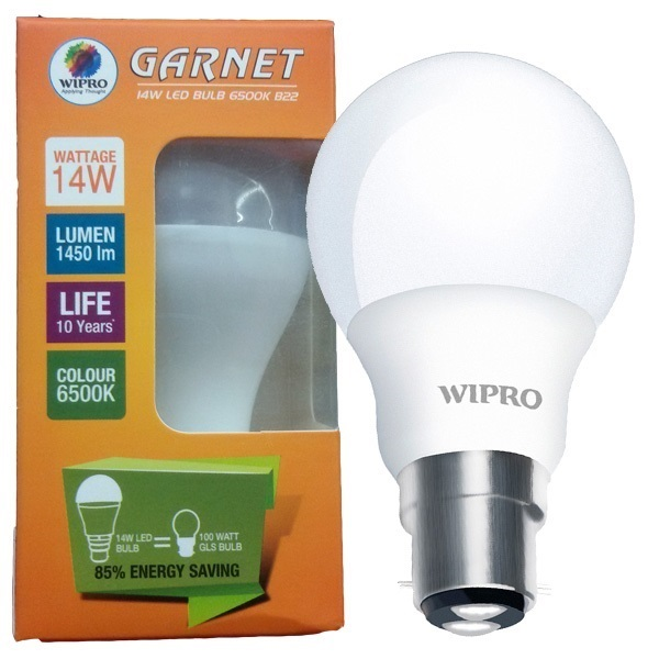 Picture of Wipro 14W LED Bulbs