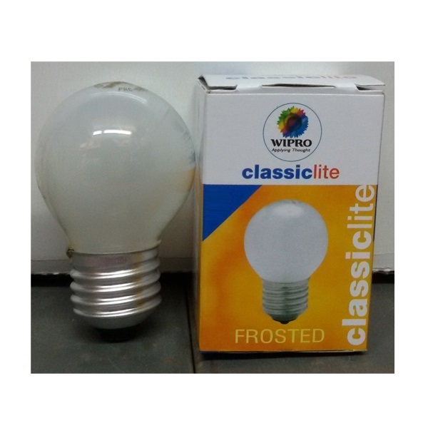 Picture of Wipro 40W E-27 Frosted Classic Lamp