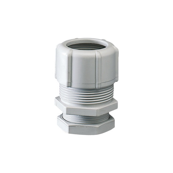 Picture of Gewiss GW50417 25mm Grey PVC Coupler IP66