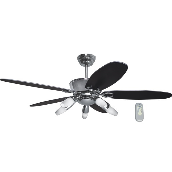 """Picture of Havells Aureus 52"""" Chorme Plated Ceiling Fan"""