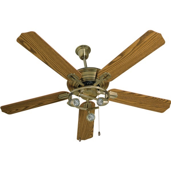 Buy Havells Cedar With Under Light 52 Quot Brass Ceiling Fan Online At Low Price In India