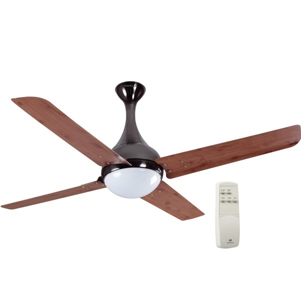 Buy Havells Dew 48 Quot Red Oak Black Ceiling Fan Online At Low Price In India