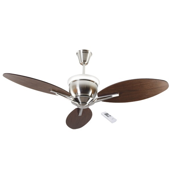 """Picture of Havells Florina 52"""" Brush Nickel Ceiling Fan"""