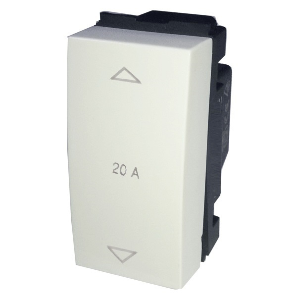 Buy Gm Aa1011 20a 2 Way White Switch Online At Low Price