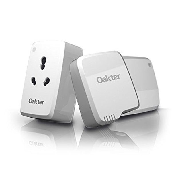 Picture of Oakter Smart Thermostat Duo with Hub
