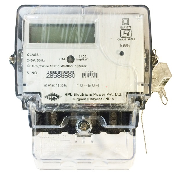 Picture of HPL 10-60A 1Phase Energy Meter