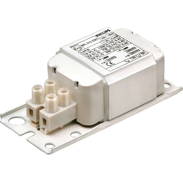 Picture of Philips Copper ballast for CFL, PLS and PLC lamps