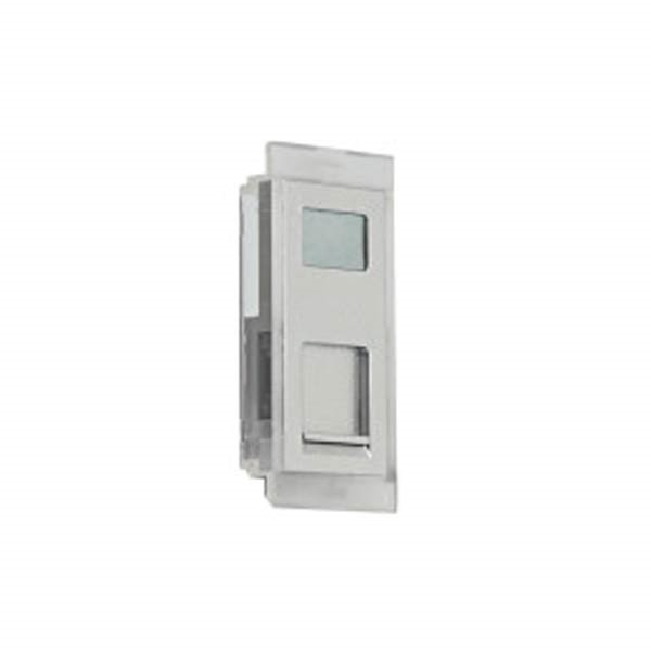 Picture of Eubiq DS3 Data Voice Face Plate with Frame