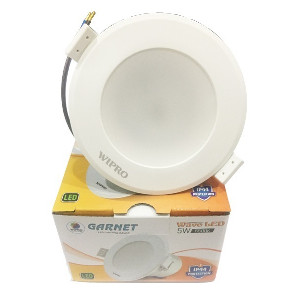 Picture of Wipro Garnet Wave 5W LED Downlights