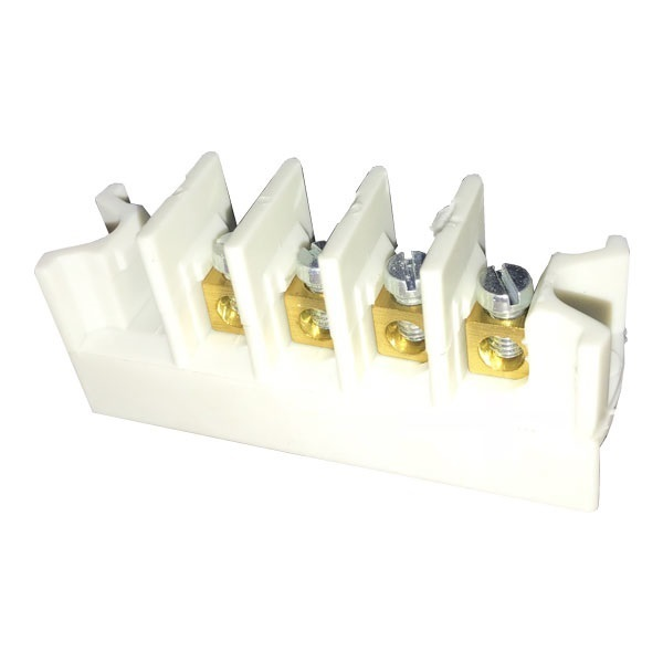 Picture of Gewiss GW44607 4x4sqmm Terminal Block