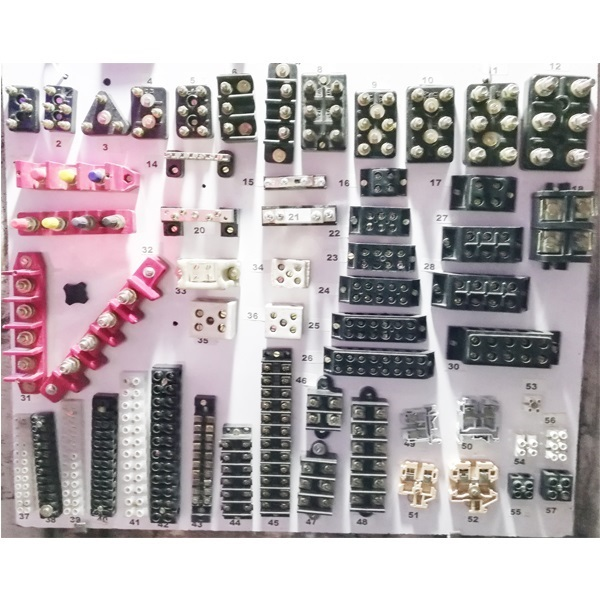 Picture of All Types of Connectors