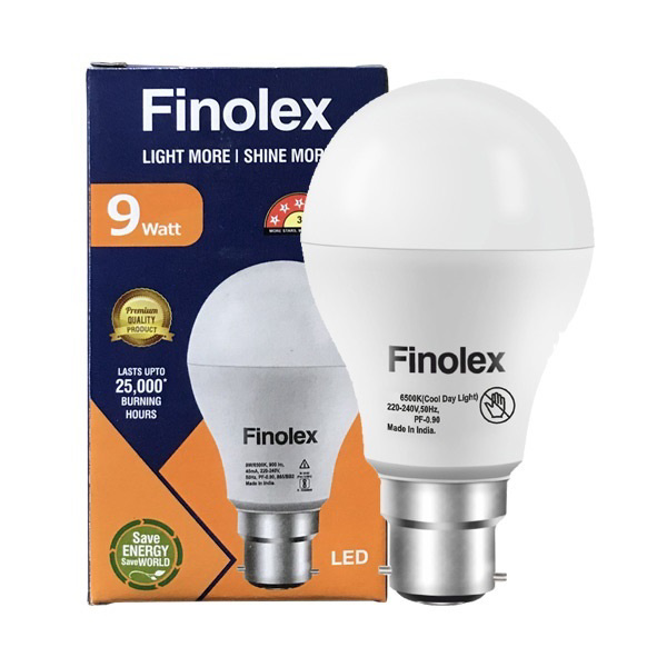 Picture of Finolex 9W LED Bulbs
