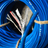 Picture of Polycab 1.5 Sqmm 2core Shielded Screened FRLS Copper Flexible Cable