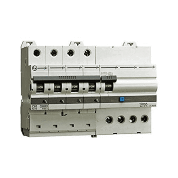 Picture of L&T AUF3C402530 25A 300mA Four Pole RCBO