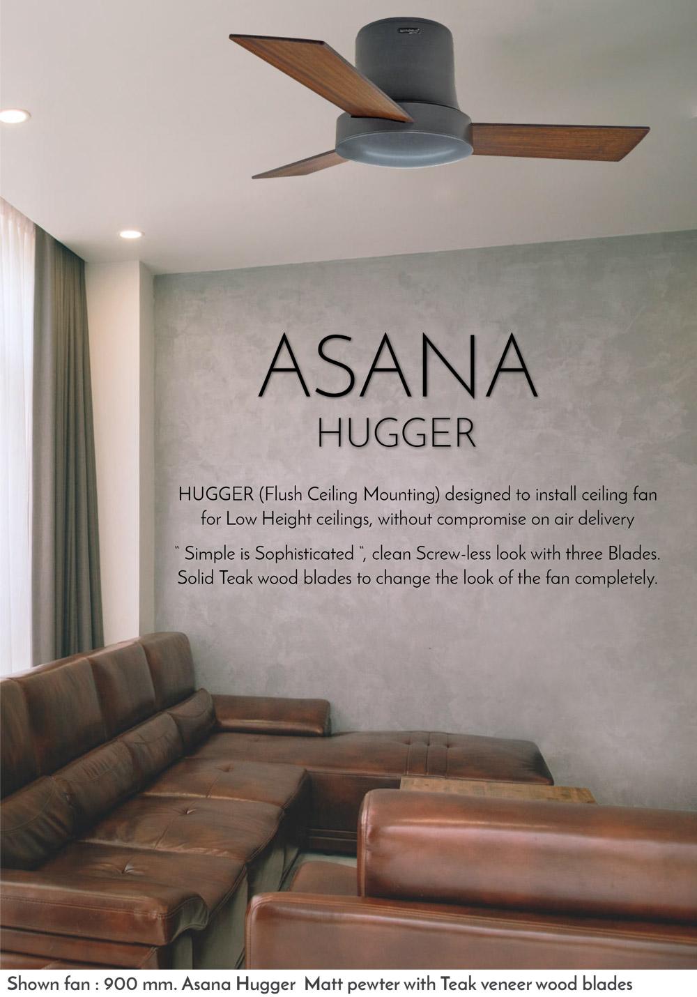 Windmill Asana Hugger