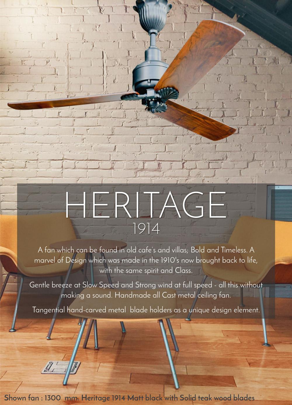 Windmill Heritage 1914