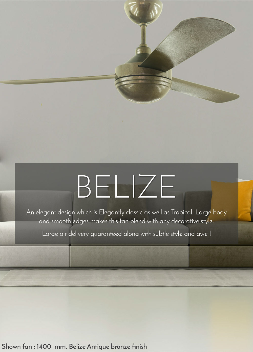 Windmill Belize
